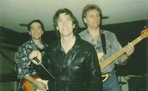 Flash back to the 1980's: gigging at the notorious Sunset Saloon.